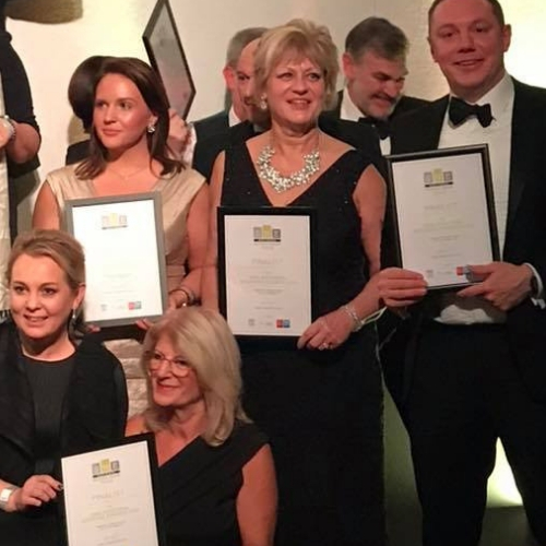 Pecks Finalist at SME National Business Awards