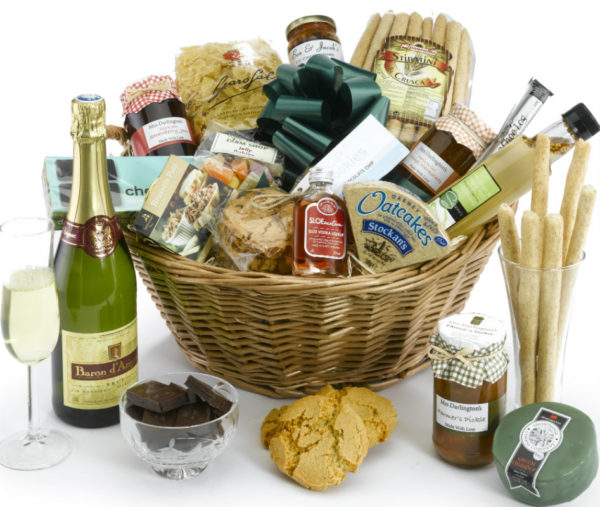 hamper pecks farm shop leighton buzzard