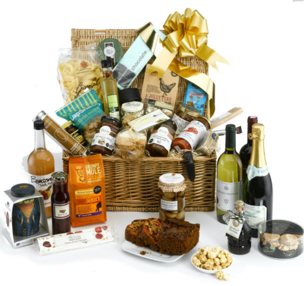 luxury hamper pecks farm shop leighton buzzard